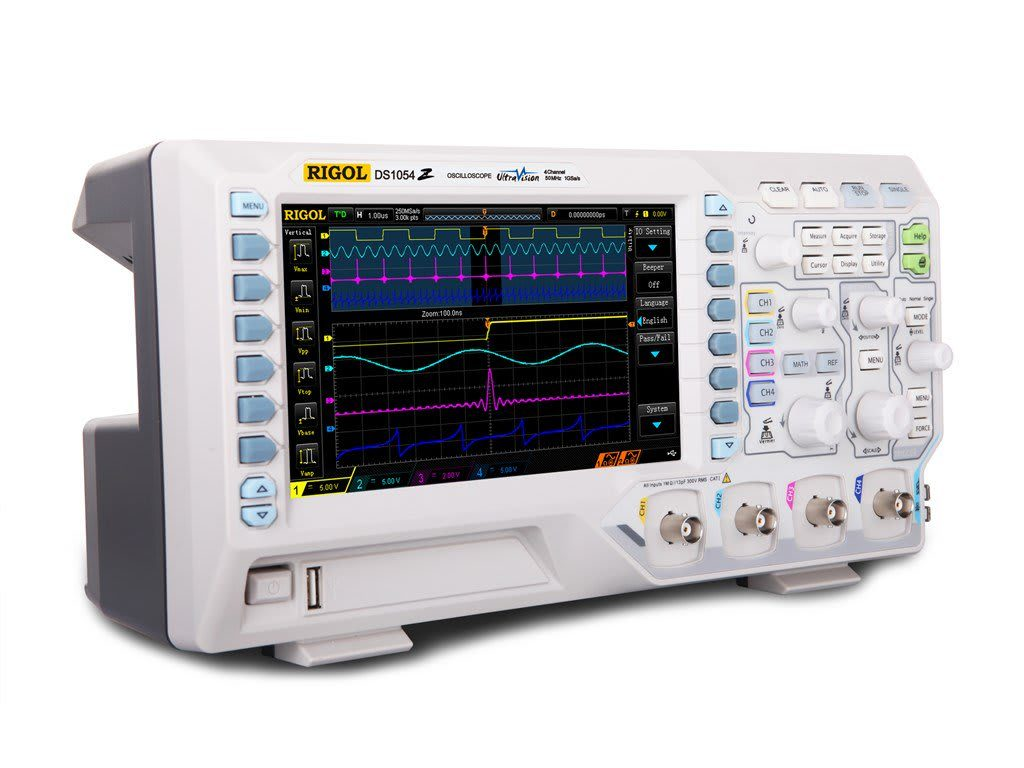 Rigol DS1054Z Oscilloscope