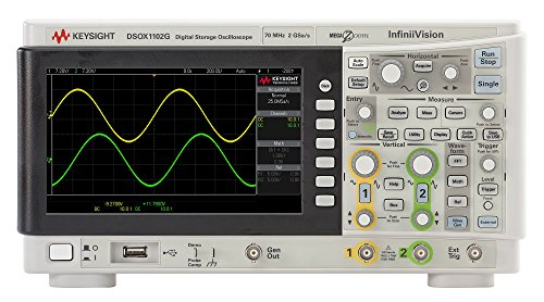 keysight dsox1102g oscilloscope