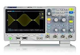 siglent sds1204X-e oscilloscope